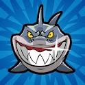 Shark or Die logo