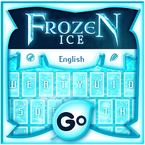 Free Apk android  GO Keyboard Frozen Ice Theme 1.1  free updated on
