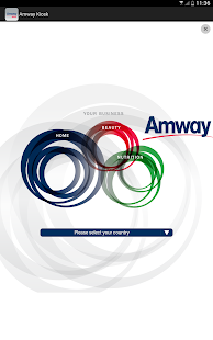Amway Kiosk Europe and Russia- screenshot thumbnail