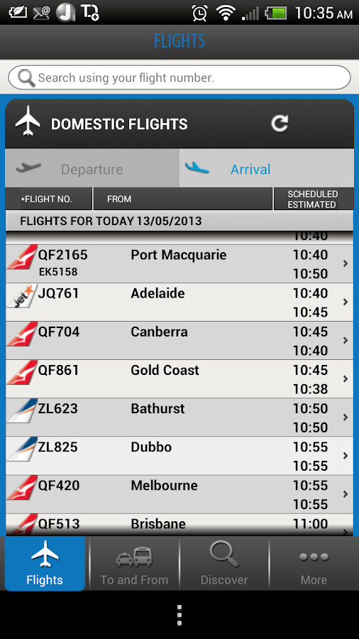 Sydney Airport - screenshot
