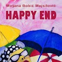 Happy end icon