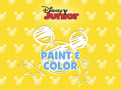 Disney Junior Paint Color