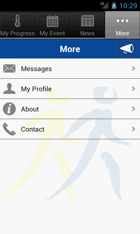 NAMIWalks - screenshot
