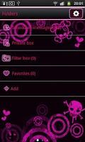Screenshot of Emo Punk Go Sms Pro