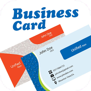 Business Card Maker APK