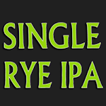 Ritual Single Rye IPA W/ Calypso Hops