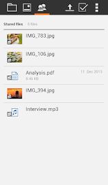HiDrive Screenshot 6