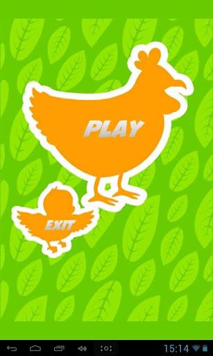 Chicken Run: Collect Eggs