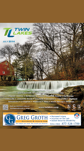 Twin Lakes Directory