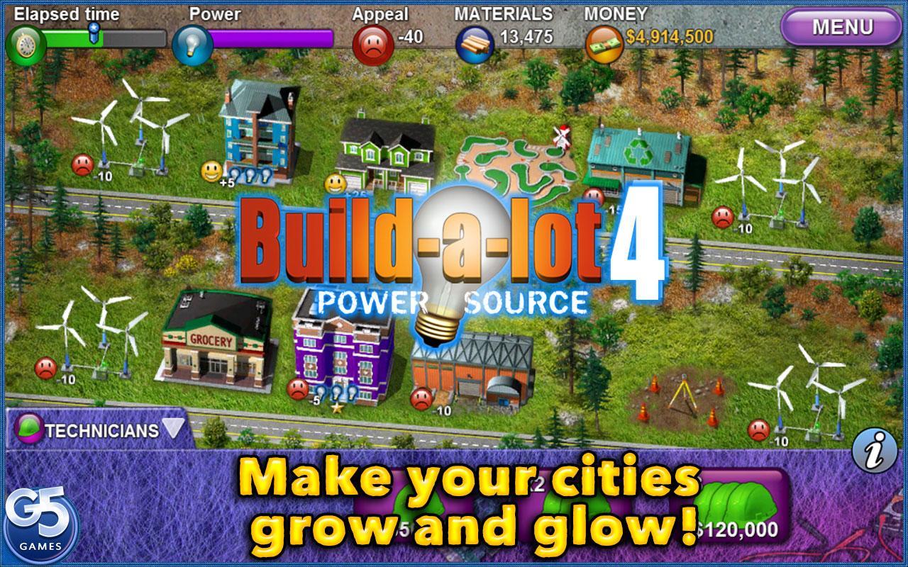 Build-a-lot 4: Power Source screenshot #11