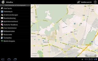 Screenshot of YellowMap