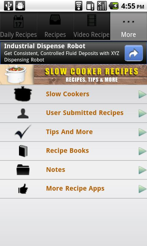 Slow Cooker Recipes!! - screenshot
