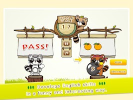 Screenshot of Raccoon Party - 2 player game