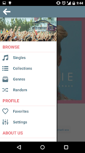 Indie Shuffle - Free New Music - screenshot thumbnail
