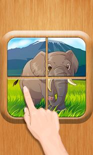 動物的益智遊戲下載