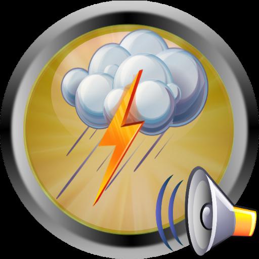 雨と雷の音 娛樂 App LOGO-APP試玩