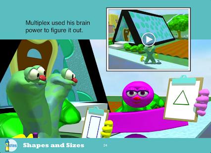 Shapes and Sizes: Geometry- screenshot thumbnail