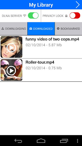 【免費媒體與影片App】BaDoink Video Downloader-APP點子