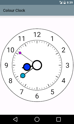 Colour Clock