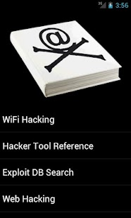 The Hackers Hackbook Demo - screenshot thumbnail