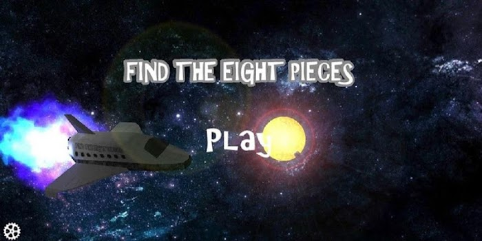 Find The Eight Pieces