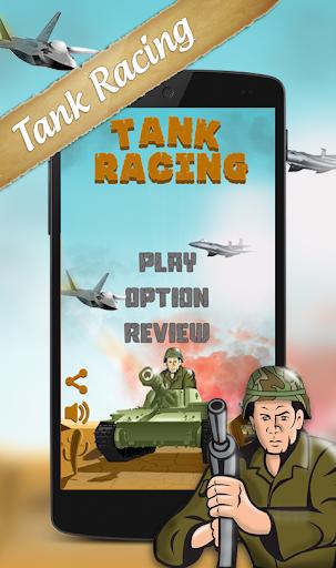 Tank Racing Vs War