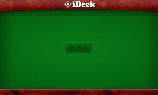 【免費紙牌App】iDeck-APP點子