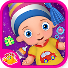 Neue Baby-Pflege & Dress Up icon