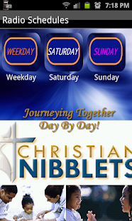 Christian Nibblets Radio- screenshot thumbnail