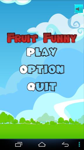 Fruit funny