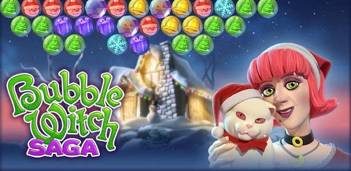 Bubble Witch Saga  1.0.3 apk