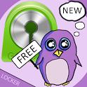 Theme Penguin for GO Locker icon