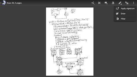 Mobile Doc Scanner 3 Lite Screenshot 7