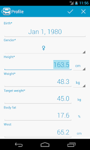 peso - Diet&Weight Management v1.1.5