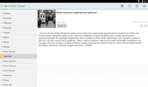 新聞必備APP下載 Haber Aktüel 好玩app不花錢 綠色工廠好玩App