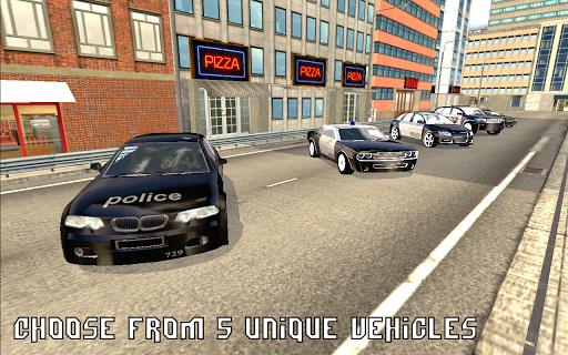 警察3D停車場2