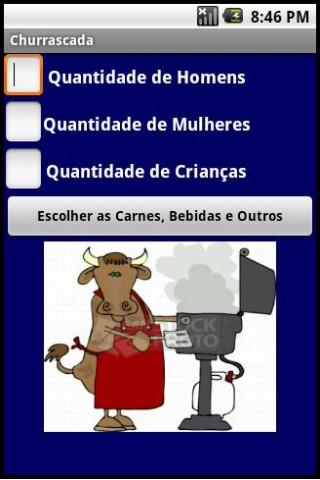 Churrascada - screenshot