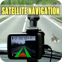 Satellite Navigation icon