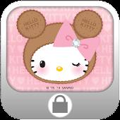 Hello Kitty Biscuit ScreenLock