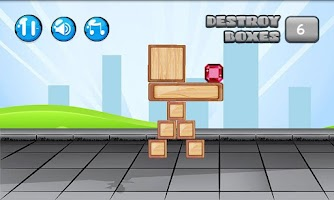 Screenshot of Destroy boxes