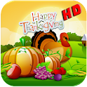 Thanksgiving Greeting Cards HD icon