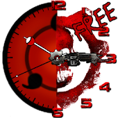 Animated Cool Clock - FREE
