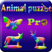 Animal Puzzle for Kids (Pro)