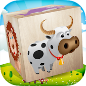 Animals Blocks Puzzle For Kids Android APK Download Free By Abuzz