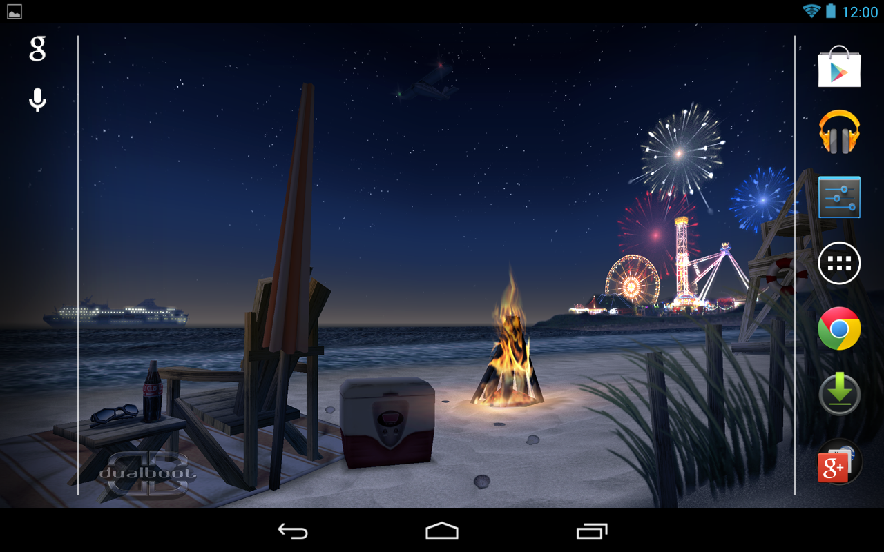 My Beach HD screenshot #2