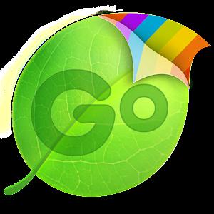 GO输入法绿色荧光主题 個人化 LOGO-玩APPs