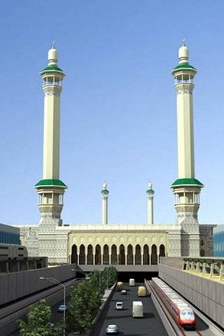 Download Makkah Madina HD LWP Google Play softwares