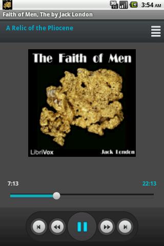 Faith of Men The Jack London