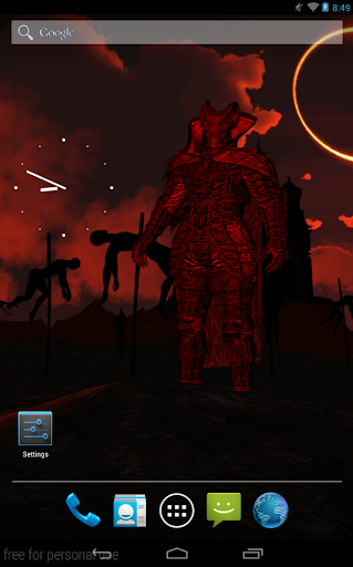 Dracula 3D LWP