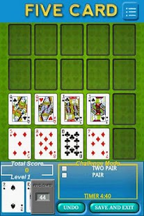 Five Card - screenshot thumbnail